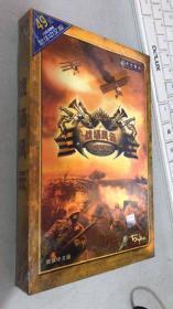 【游戏光盘】战场风云 第一次世界大战,简体中文版,全新未开封