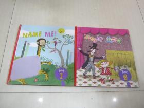 布朗儿童英语  level 2 (1,2) 两册合售