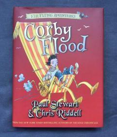 精装小说Far-Flung Adventures: Corby Flood