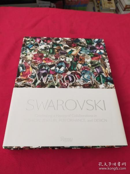 SWAROVSKI【精装本】铜版纸彩印