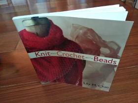 Knit  AND  Crochet  Crochet  WITH  Beads