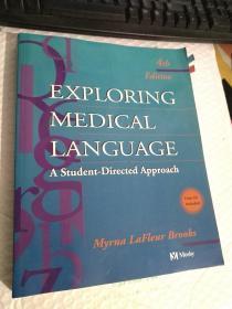 exploring medical language【有光盘】有一点破损