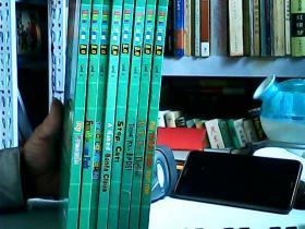 布朗儿童英语2.0. Four Seasone Park(1-10册缺7.9(无盘