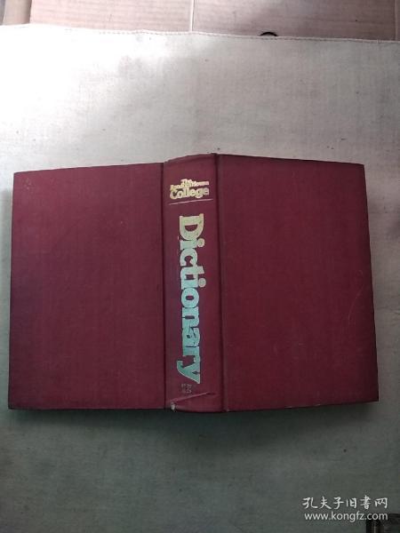 一本外国语古旧书