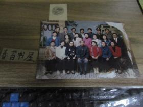老照片---79届中三班15年后重逢【1994年10月15日】