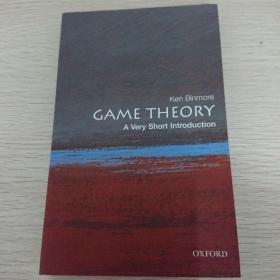 Game Thery-A Very Short Introduction 博弈论之简要导论