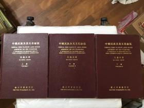 中国民族及其文化论稿(中国东亚学术研究所赠书) (非馆藏)