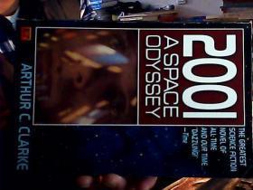 2001 a Space Odyssey【内页有几个字】