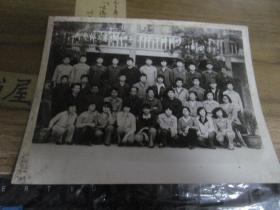 老照片---邯郸棉三学校初三五班毕业合影【1985年4月】