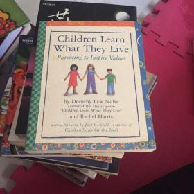 Children Learn What They Live: Parenting to Insp