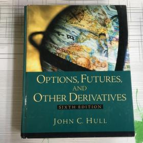 OPTIONS,FUTURES,AND OTHER DERIVATIVES 附光盘一张