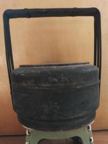 晚清竹木食盒
