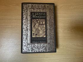 (私藏)A Gentle Madness  巴斯贝恩《文雅的疯狂》,董桥爱读书,好看的洋书话,精装重超1公斤