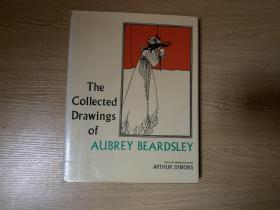 The Collected Drawings of Aubrey Beardsley   比亚兹莱画选,和王尔德相得益彰的天才,董桥、鲁迅同爱,精装大16开