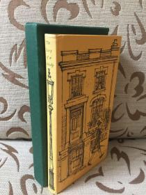 The diary of a nobody by George and Weedon Grossmith 《小人物日记》1969 folio 出品 John Lawrence 插画 带书盒 品好如新