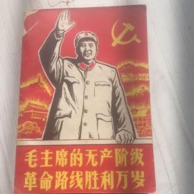 毛主席的无产阶级革命路线胜利万岁(上、下册)