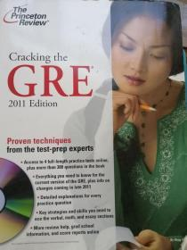cracking the gre 2011 edition