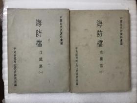 海防档 (铁路二册)