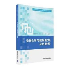 数据仓库与数据挖掘应用教程/21世纪高等学校电子商务专业规划教材
