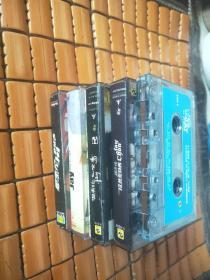 磁带 周杰伦 《依然范特西》《七里香》《JAY》《JAY新歌+精选》《爱在西元前》5盒合售(另有范特西空盒)详情见图