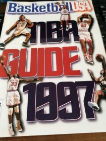 原版NBA杂志