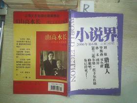 小说界 2006 6