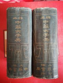 缩本中华大字典