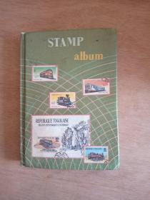 老邮票 老邮册 邮票100多张