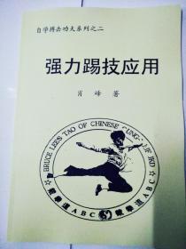 强力踢技应用    截拳道系列教材