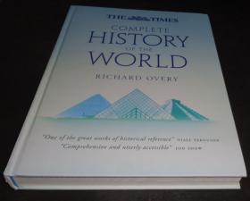 2手英文  Times Atlas Of World History 泰晤士世界历史地图 有的页有点褶皱 xdc21
