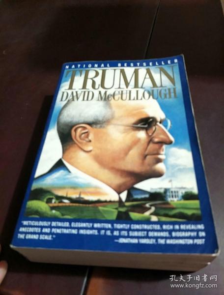 杜鲁门 Truman