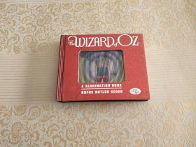 A Scanimation Book: Wizard of OZ (the Wizard of Oz - A Scanimation book Rufus Butler Seder)神奇动画书:绿野仙踪 【英文原版】