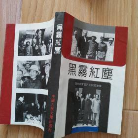 黑雾红尘 国共重庆谈判的前前后后         包邮挂