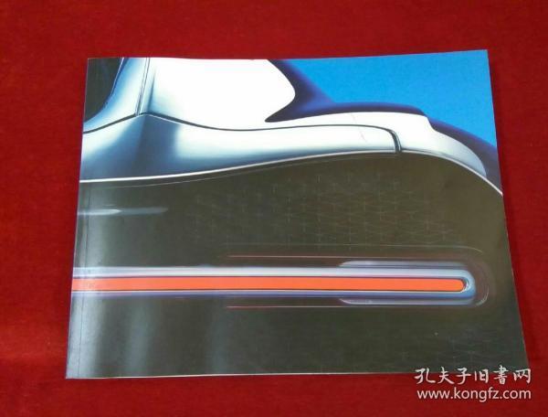 外文原版 汽车模型组装 书名内容自鉴 16开