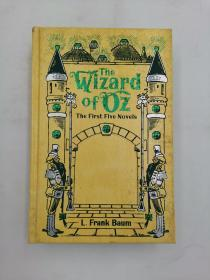 The Wizard of Oz: The First Five Novels  《绿野仙踪》