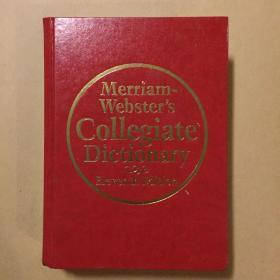 Merriam-Websters Collegiate Dictionary, 11th Edition(英文原版)
