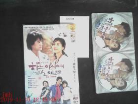 DVD碟片 爱在天堂
