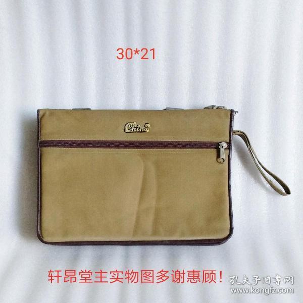 手提式、光布面 老公文包(正常使用)