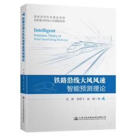 铁路沿线大风风速智能预测理论