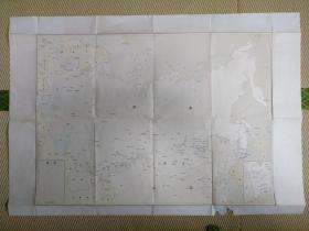 【旧地图】苏联地图  大2开