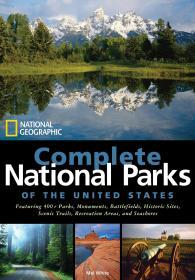 National Geographic  Complete National Parks of the United States 美国完整的国家公园
