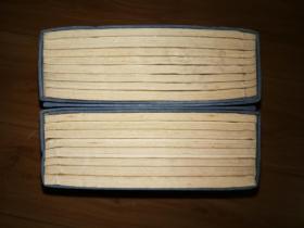 民国3年著易堂32开上等宣纸铅印中医名著《赤水玄珠》20册原二套函。9品难得,洁白如新,漂亮。