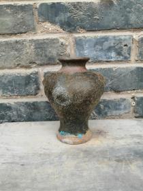 唐土均窑瓶