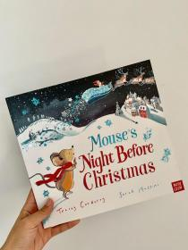 2019年绘本新作 Mouses Night Before Christmas Night