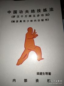 中国功夫绝技练法