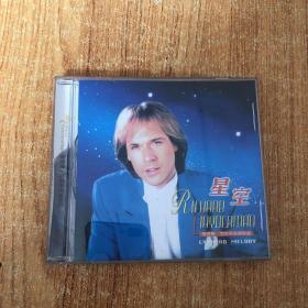 理查德 克莱得曼钢琴曲 星空 CD