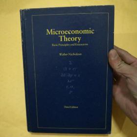 Microeconomic Theory:Basic Principles and Extensions【微观经济学理论:基本原理和扩展】