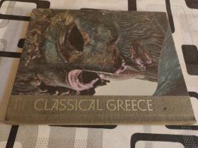 CLASSICAL GREECE 古典希腊 (精装大16开,大量黑白彩色图片)