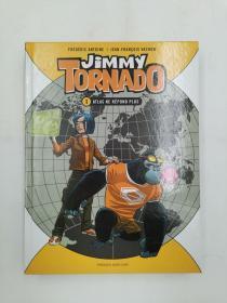 Jimmy Tornado, Tome 1 : Atlas ne répond plus