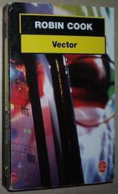 ◆法语犯罪/惊悚小说 Vector [Poche]  Robin Cook